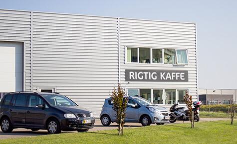 Butik og lager i Skanderborg