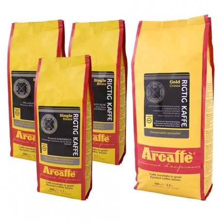 Arcaffe Rigtig Kaffe Mixpakke 2,5kg
