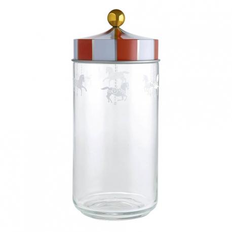 Alessi Circus Opbevaringsglas 150 cl