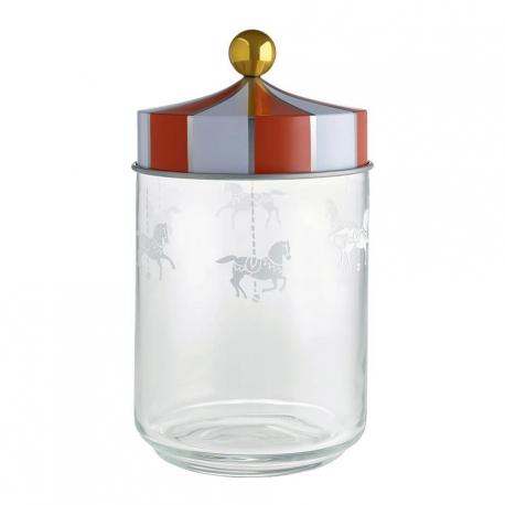Alessi Circus Opbevaringsglas 100 cl