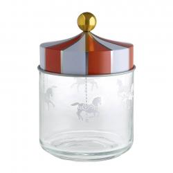 Alessi Circus Opbevaringsglas 175 cl