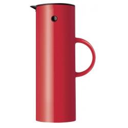 Stelton EM77 termokande 1 l. - rød