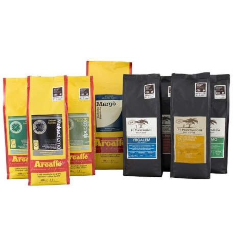 Luksus kaffepakke