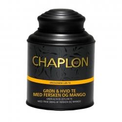 Chaplon Hvid og Grøn Te m. Fersken og Mango