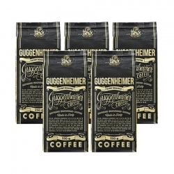Guggenheimer Coffee Supreme 5x250g - Formalet
