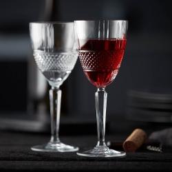 Lyngby Brillante Rødvinsglas 4 stk 29cl