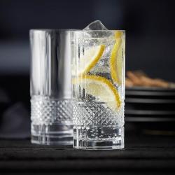 Lyngby Brillante Highball Glas 6 stk 37cl