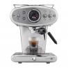 Illy X1 Kapsel-espressomaskine Stål