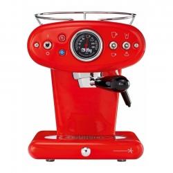 Illy X1 Kapsel-espressomaskine Rød