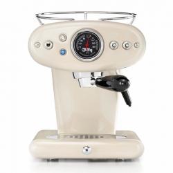 Illy X1 Kapsel-espressomaskine Creme