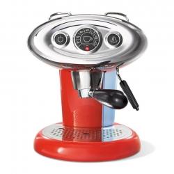 Illy X7.1 Kapsel-espressomaskine Rød