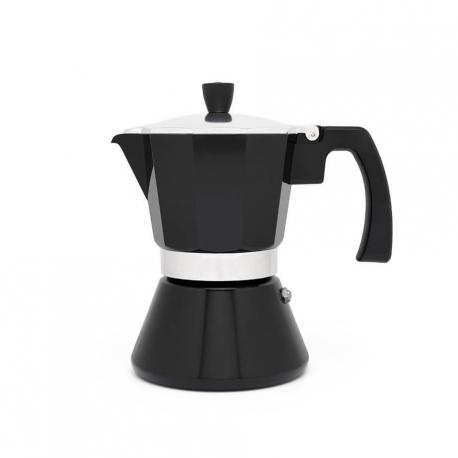 Bredemeijer Tivoli Espressokande Sort 6 Kop