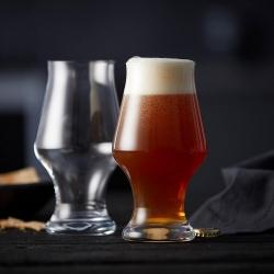 Lyngby Dark Beer Ølglas 4 stk 0,57L