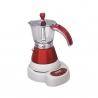 G.A.T Vintage Espressokande Rød 4-6 kops