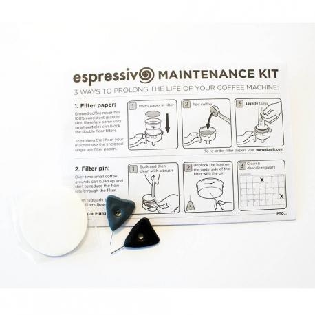 Dualit Vedligeholdelses Kit til filterkurv/steamarm