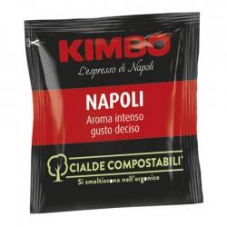 Kimbo Espresso Napoli E.S.E Pods - 100 stk