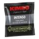Kimbo Espresso Intenso E.S.E Pods - 100 stk