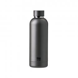 Aida RAW Termoflaske 0,5L Metallic Dark Grey