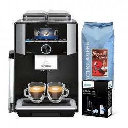 Siemens TI9573X9RW EQ9 Plus Connect s700 Inkl. Kaffe & Pleje