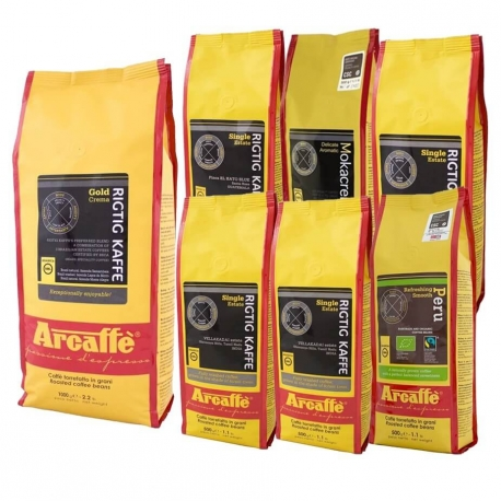 Arcaffe Luksus Kaffebønner 4kg