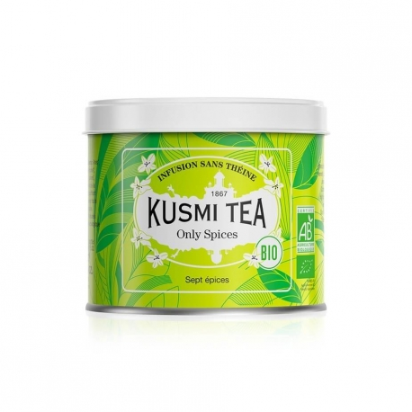 Kusmi Te Only Spices 100g