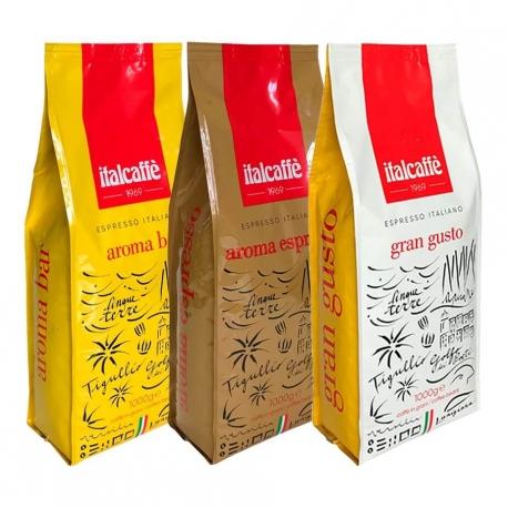 ItalCaffè Mixpakke 3 kg