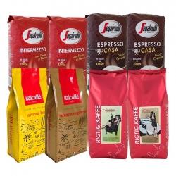 Italiensk Kaffepakke 8kg