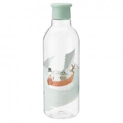 RIG-TIG Drink-It Drikkeflaske 0,75L Dusty Green Moomin