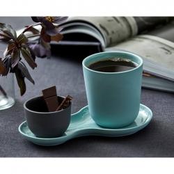 Nudge Espressokopper 4 stk 0,08L Grøn