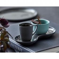 Nudge Espressokopper 4 stk 0,08L Sort