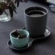 Nudge Kaffesæt 3 dele Sort