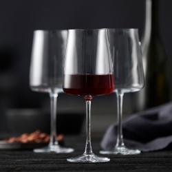 Lyngby Zero Krystal Rødvinsglas 54cl 4 stk