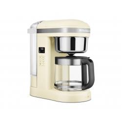 KitchenAid Drip Kaffemaskine 1,7L Creme