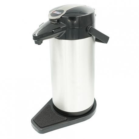 Bonamat Furento Pumpekande m. glasindsats Inkl. Drypbakke