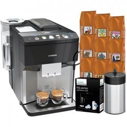 Siemens TP507RX4 EQ500 Classic HomeConnect Inkl. Kaffe & Tilbehør