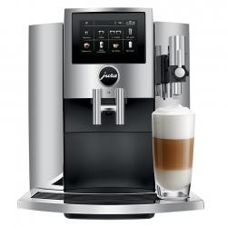 Jura S8 (EA) Chrome Espressomaskine