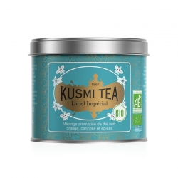 Kusmi Te Imperial Label Økologisk 100g