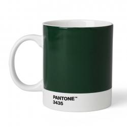 Pantone Kaffekrus 0,37L Mørkegrøn