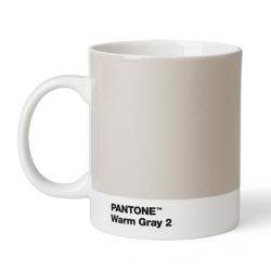 Pantone Kaffekrus 37 cl Lysegrå
