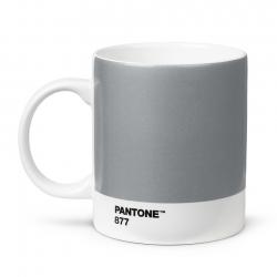 Pantone Kaffekrus 0,37L Sølv