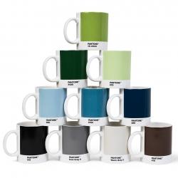 Pantone Kaffekrus 0,37L Lysegrå