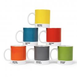 Pantone Kaffekrus 0,37L Gul