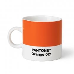 Pantone Espressokrus 0,12L Orange
