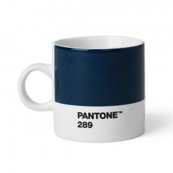 Pantone Espressokrus 0,12L Mørkeblå
