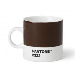 Pantone Espressokrus 0,12L Brun