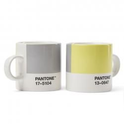 Pantone Espressokrus 0,12L Kombi