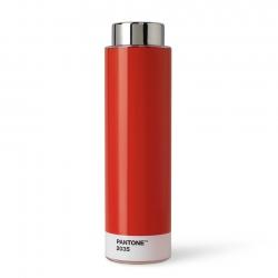 Pantone Drikkeflaske 0,5L Rød