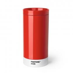 Pantone To Go Krus 0,43L Rød