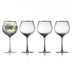 Lyngby Palermo Gin & Tonic Glas 65cl 4 stk