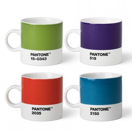 Pantone Mixpakke Espressokrus 0,12L